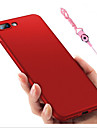 For iPhone 8 iPhone 8 Plus Case Cover Frosted Back Cover Case Solid Color Soft TPU for Apple iPhone 8 Plus iPhone 8 iPhone 7 Plus iPhone