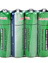 Jakarta sum-3 1.5v aa r6 bateria recarregavel