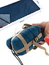 슬립 매트 직사각형 침낭 싱글 20 T / C 코튼X70 수렵 하이킹 바닷가 캠핑 여행 따뜨하게 유지 수분 방지 방풍 Naturehike