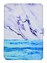 Etui en cuir pour puce en marbre avec caisse pour Amazon Mobile kindle paperwhite 1/2/3 Tablette 6 pouces