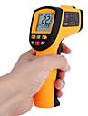 몸의 접촉이없는 레이저 IR 온도계 -50-700 ℃ W 경보 MAX MIN AVG DIF
