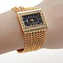 ieftine Ceasuri Damă-Pentru femei Ceasuri de lux Ceas de Mână ceas de aur Quartz Auriu cald Vânzare Analog femei Charm Modă Un an Durată de Viaţă Baterie / SSUO SR626SW