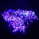 hesapli Eternet Kabloları-5m Dizili Işıklar 200 LED'ler Dip Led Mavi Parti / Dekorotif / Tatil 220-240 V 1pc / IP44