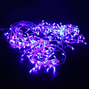 hesapli LED Şerit Işıklar-5m Dizili Işıklar 200 LED'ler Dip Led Mavi 220 V