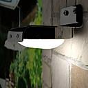 hesapli Dış Ortam Lambaları-Duvar ışığı / Bahçe Işıklar 16 LED Boncuklar Sensör Serin Beyaz
