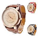 Buy Women's Watch Fashion Big Dial PU Band Cool Watches Unique Strap
