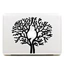 hesapli Mac Stickerlar-1 parça için Çizilmeye Dayanıklı Oynanan Apple Logosu Tema MacBook Pro 13 ''