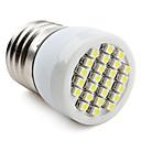 ieftine Becuri LED Corn-1 buc 1.5 W Spoturi LED 60-80 lm E26 / E27 T 24 LED-uri de margele SMD 2835 Alb Cald Alb Rece Alb Natural 220-240 V