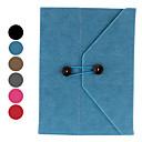 Χαμηλού Κόστους Θήκες/Καλύμματα για iPad-tok Για Apple iPad 4/3/2 Ολόσωμες Θήκες Μονόχρωμο Σκληρή PU δέρμα για Apple
