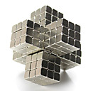 cheap Magnet Toys-216 pcs 5mm Magnet Toy Building Blocks Super Strong Rare-Earth Magnets Neodymium Magnet Magnet Magnetic Kid's / Adults' Boys' Girls' Toy Gift