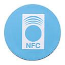 hesapli Erişim Kontrol Sistemleri-Rfid yapışkan nfc etiket ile arka tutkal (10 adet)