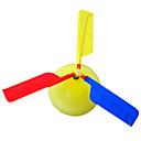 hesapli Balonlar-Uçan Gereçler Balonlar Helikopter Oyuncaklar Helikopter Yenilikçi Şişirilebilir Parti Plastik Çocuklar için Yetişkin 1 Parçalar