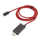baratos Cabos HDMI-MHL para HDMI cabo adaptador para Samsung I9300 Galaxy S3, S4 i9500 e da Nota 2 N7100