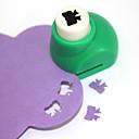 abordables Material de Oficina-Mini arte del sacador (Bowknot)