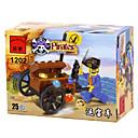 ieftine Modele Ecran-Lego pentru cadouri Building Blocks Jucării Noi Animal Plastic Estompeze Negru Jucarii