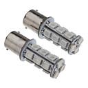 hesapli Araba İç Işıklar-SO.K 2pcs 1156 Araba Ampul SMD 5050 60-100 lm Stop lambası For Uniwersalny