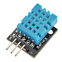 hesapli Modüller-(Için arduino) uyumlu DHT11 dijital sıcaklık nem sensörü modülü
