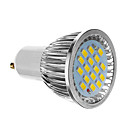abordables Lampes à Filament LED-4W 350-400 lm GU10 Spot LED 16 diodes électroluminescentes SMD 5730 Blanc Froid AC 85-265V