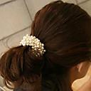 hesapli Saç Takıları-Kadın's Zarif Kumaş Saç Bağları