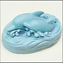 hesapli Bardaklar-Bakeware araçları Plastik Kek Pasta Kalıpları 1pc