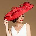 저렴한 귀걸이-Fashional는 아마 여성 결혼 / 이별 / 허니문 꽃 모자 (색상 선택)