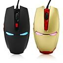 hesapli Mouse-Kablolu Oyun Faresi Ayarlanabilir DPI Arkadan aydınlatmalı 2400