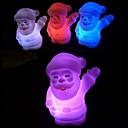 preiswerte Ausgefallene LED-Lichter-1pc LED-Nachtlicht Batterie Wasserfest