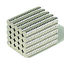 cheap Magnet Toys-200 pcs 3*1mm Magnet Toy Building Blocks Super Strong Rare-Earth Magnets Neodymium Magnet Magnet DIY Button Kid's / Adults' Boys' Girls' Toy Gift