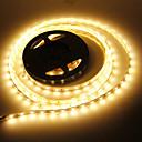 hesapli LED Küre Ampuller-5M 90W 60x5730SMD 7000-8000LM 3000-3500K Sıcak Beyaz Işık LED Şerit Işık (DC12V)