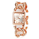 cheap iPhone Cases-Women's Wrist Watch Japanese Stainless Steel Band Analog Vintage Fashion Elegant Silver / Gold / Rose Gold - Gold Silver Rose Gold