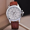 Buy Men's Fashion Temperament Leisure Three Eyed Six Stitches Watches Cool Watch Unique