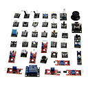 halpa Setti-kt0012 37-in-1 anturimoduuli pakki Arduino (toimii virallisten arduino levyt)