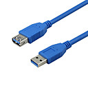 cheap USB Cables-3M 9.84FT USB3.0 Male to USB3.0 Female USB extension Cable Free Shipping