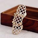 Χαμηλού Κόστους Δαχτυλίδια-Γυναικεία Band Ring - Κράμα Μοντέρνα Ρυθμιζόμενο Ασημί / Χρυσαφί Για Πάρτι / Καθημερινά