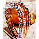 preiswerte Make-up & Nagelpflege-Damen Elegant, Krystall / Aleación Stirnband - Blume / Stirnbänder / Stirnbänder