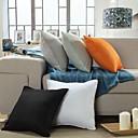 hesapli Yastıklar-1 adet Polyester Yastık Kılıfı, Dokulu Geleneksel/Klasik