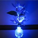 preiswerte LED-Zubehör-LED-Nachtlicht Wasserfest Batterie Acryl 1 Lampe Keine Batterien enthalten 11.0*11.0*10.0cm