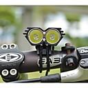 preiswerte Stirnlampen-5000/2500 lm Stirnlampen / Radlichter Cree XM-L U2 Modus LS070 - Wasserfest / Stoßfest / Wiederaufladbar