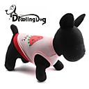 preiswerte Bekleidung & Accessoires für Hunde-droolingdog® schöne Wassermelone Muster aus 100% Baumwolle Weste für Haustiere Hunde (verschiedene Farben sortiert Größen)