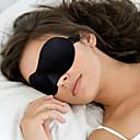 hesapli Seyahat Aksesuarları-Seyahat İçin Uyku Maskesi 3D Taşınabilir Güneş Gölgelikleri Ayarlanabilir Rahat Travelrest Dikişsiz Hava Alan 1set için Seyahat