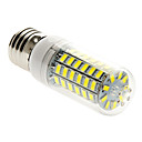 hesapli LED Mısır Işıklar-BRELONG® 1pc 5 W 400 lm E26 / E27 LED Mısır Işıklar T 69 LED Boncuklar SMD 5730 Sıcak Beyaz / Serin Beyaz 220-240 V