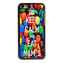 Buy Keep Calm Eat M&M's Design Aluminum Case iPhone 5C