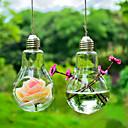 hesapli Yüzükler-Yapay Çiçekler 1 şube minimalist tarzı Bitkiler Masaüstü Çiçeği