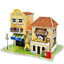 رخيصةأون أقراط-اليدوية البرتغال الفندق بناء نموذج