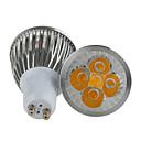 abordables Focos LED-1pc 5 W 140-160 lm GU10 Focos LED 5 Cuentas LED LED de Alta Potencia Regulable Blanco Cálido Blanco Fresco 220-240 V / 1 pieza / Cañas