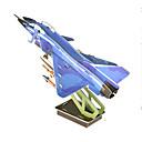 رخيصةأون ساعات الرجال-الطائرات ديي على شكل لغز 3D
