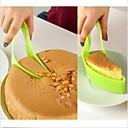 tanie Wystrój domu-Narzędzia kuchenne Plastikowy Ekologiczne Cutter & Slicer Do naczynia do gotowania 1szt