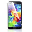 baratos Suportes para Celulares-Protetor de Tela Samsung Galaxy para S5 Mini PET Protetor de Tela Frontal Alta Definição (HD)