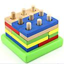 رخيصةأون قيود ساعات-ألعاب للأولاد كتل بناء كتل خشب