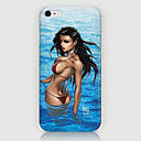 Buy Girl Sea Pattern Phone Case Back Cover iPhone5C
